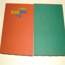 Playground Floor Tile / Fitness Rubber Tile / Square Rubber Tile