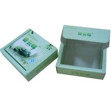 Бумажная подарочная коробка для шампуня