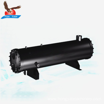 New Design Shell Tube Chiller Parts  Condenser
