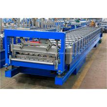 Machine de formage de rouleaux de panneau d'acier ondulé SUF36.5-780