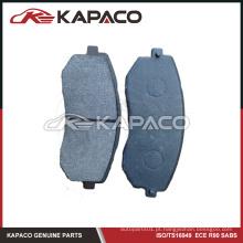 Conjunto de almofadas de freio para AUDI PORSCHE VOLKSWAGEN D978 95535293900