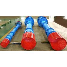 Vertikale mehrstufige Langschaft zentrifugale Wasser-Pumpe