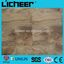 Embossed laminate flooring/100% waterproof laminate flooring