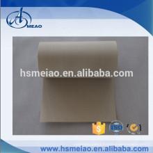 White Teflon PTFE fiberglass cloth