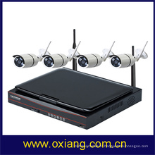 10 pouces LCD Écran HD 1080 p mouvement détection IP Caméra wifi caméra de sécurité WIFI NVR KIT