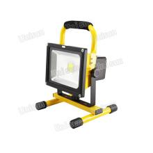 Luz ancha magnética recargable de la inundación LED de 220V 30W LED