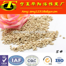 Factory supply bulk corn cob meal for rubber filling