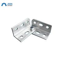 custom stamping metal bracket for led housing camping bed