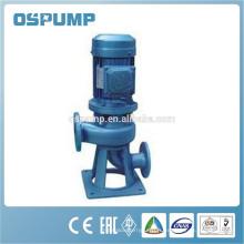 Série WL (LW) Vertical sans blocage de la pompe d'eaux usées verticales