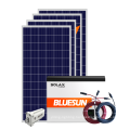 hybrid on grid and off grid 3kw 5kw 10kw hybrid solar wind generator hybrid system