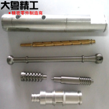 Customized auger with oil groove for electronic cigarette