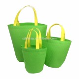 PP Non Woven Shopping Bag Basket Tote Bag