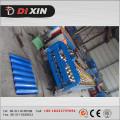 Dx 850 corrugado galvanizado hoja de techos hoja formando la máquina