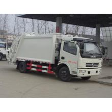 Dongfeng Duolika 8CBM Garbage Compactor Recycling Truck