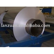 folha de alumínio semi-rígida