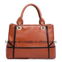 Designer Padrão Geométrico Lady Handbag (LY0117)