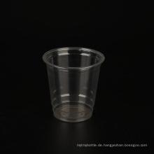 PET 8oz Einwegbecher Kunststoff