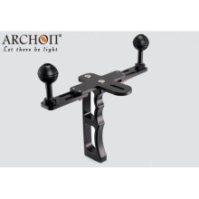 """Archon Diving Mounting 1"""" Ball Single Hand′s Lamp Bracket for Flashlight"""