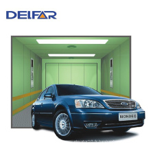 Ascenseur de voiture Delfar avec grand espace ascenseur de meilleure qualité