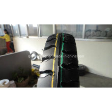 Neumático y tubo de lengüeta grande 400-8