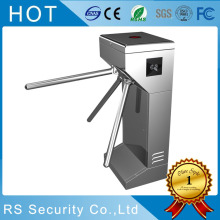 Office Building Magnetic Waist Height Turnstile