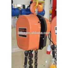 bon marché Grue à chaînes électrique motorisée de 2 tonnes DHS