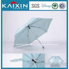 Werbe-Werbung Sun und Regen Regenschirm