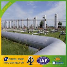 Line Pipe Nahtlose API 5L PSL1 X65