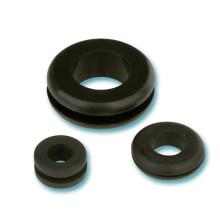 Waterproof Elastomer Robbin Silicone Rubber Grommet