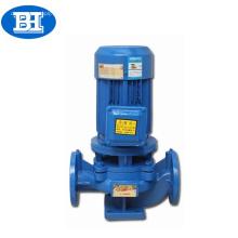 Pompes à eau centrifuges auto-amorçantes verticales de la série ISG