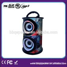 Floor standing dancing mobile player with USB SD FM radio