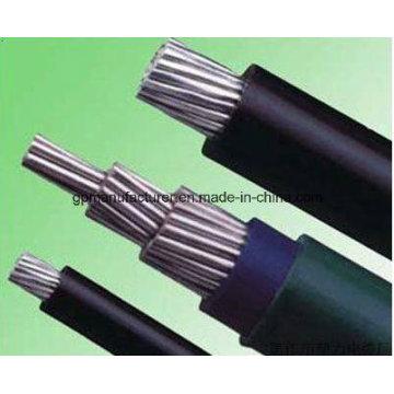 Cable aéreo aislado de la quiebra / fábrica de alta calidad que vende directamente
