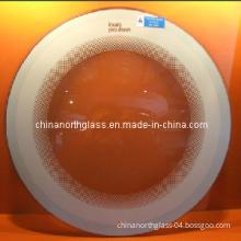 Clear Ceramic Glass Proof High Temperture