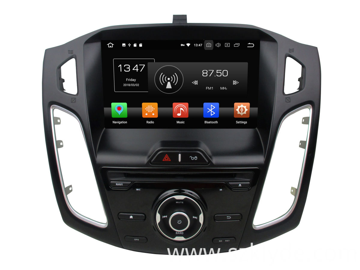 cd84caca55f2 Android 8.0 car dvd for Focus2012-2014 China Manufacturer
