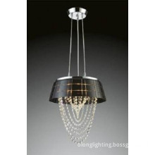 Manufacture Chandelier Crystal pendant light suitable for home and mall decorations