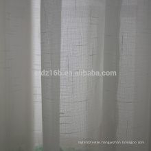 New arrival Polyester sheer curtain fabric