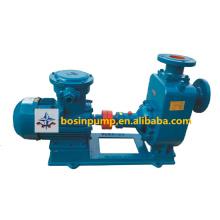 CYZ type pompe à huile centrifuge auto-amorçante essence à vendre