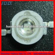 diodos LED de alta potencia ultravioleta de alta calidad del laser 1w 365nm