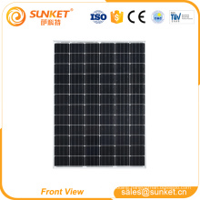 Brand new 255w solar panel price With ISO9001 About