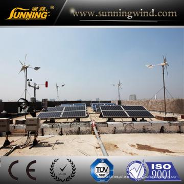 2016 Top 400W Rooftop Wind Turbine Überwachung Verwendung (MAX)