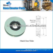 Rueda de la puerta del ascensor para el operador de la puerta del ascensor y levante la puerta de aterrizaje