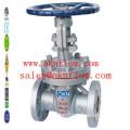 4 LCC/LCB/LC1/LC2/LC3/LC4 flanged gate valve/sales@oknflow.com