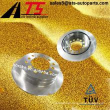 auto brake OEM STANDARD brake disc 4243160295 4243160200 4243160201 for TOYOTA