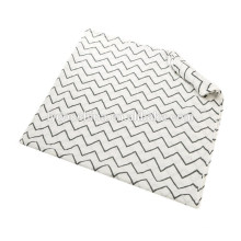 wave pattern baby swaddle baby muslin swaddle blankets