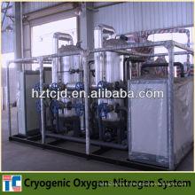 Usine Cryogénique Liquide Oxygène