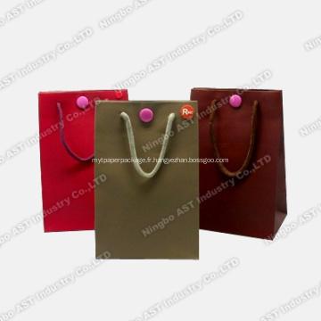 Sac cadeau musique, sac en papier d'enregistrement, sac en papier, sac cadeau