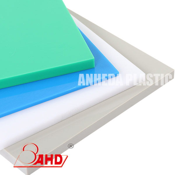 Colored Hdpe Plate