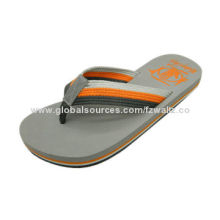 Latest Men's Beach Casual Slipper, High-elastic EVA Insole, Comfortable to Wear