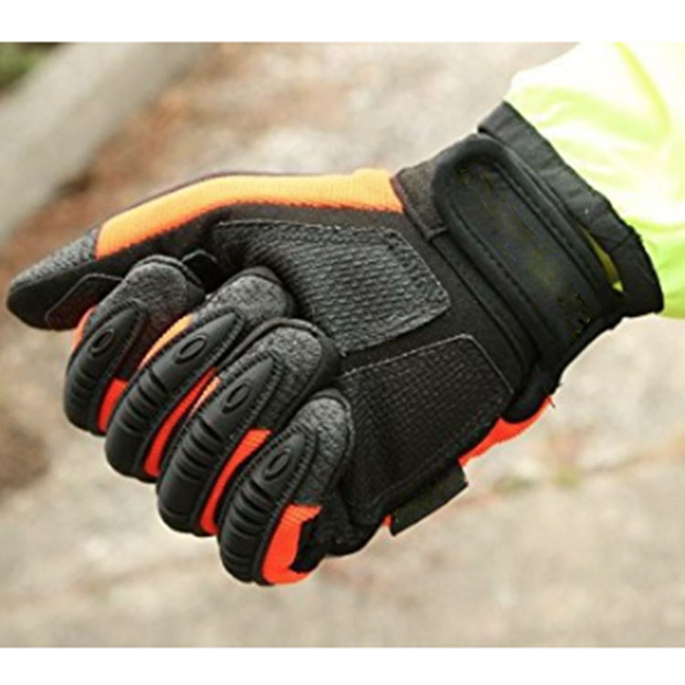 Large Acid-resistant Gloves