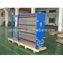 JQ10B intercambiador de calor para el agua, precio de intercambiador de calor de placa